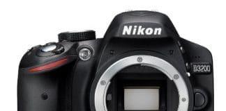 nikon d3200 - best DSLR below 25000 INR