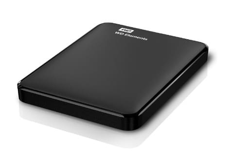 wd elements - best 2TB external hard drive in India 2016