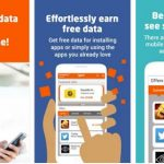 Earn Free data on Vodafone Airtel Idea or RCOM with Freeway app