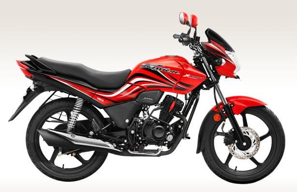 Hero pasion x pro - best 110cc bike in India