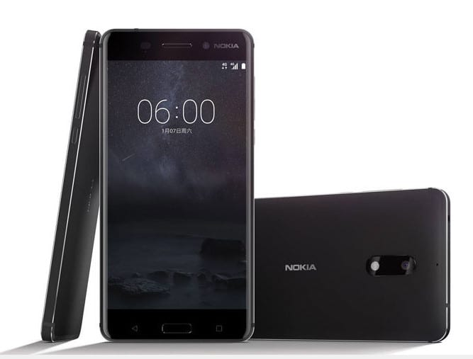 nokia comeback phone Nokia 6 india launch price