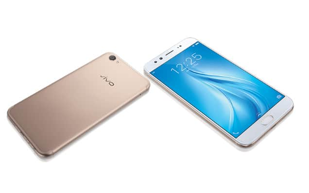 Vivo V5 Plus price dual selfie camera phone