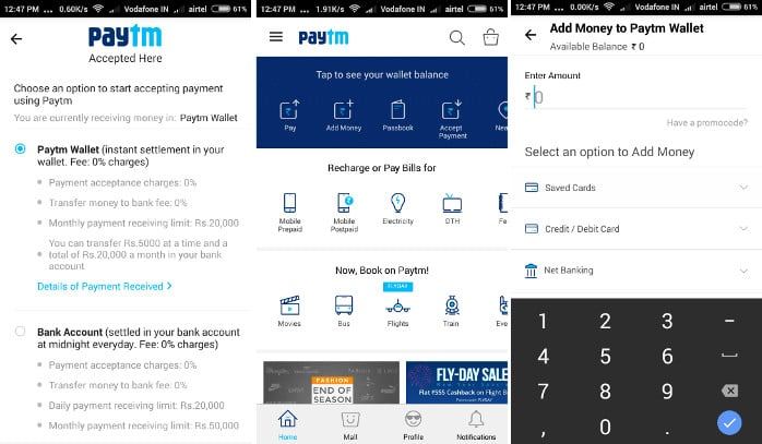 how to use paym app on mobile safely