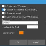 Screeny powerful free screenshot software for Windows launched