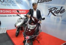 Hero Flash price india electric scooter
