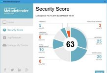 metadefender endpoint security scanner