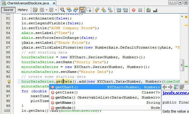 NetBeans - best Java IDE