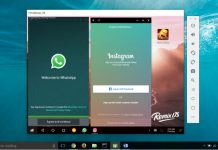 Remix OS app player