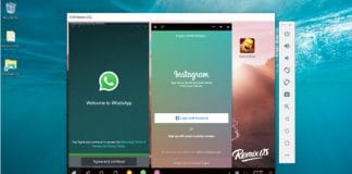 Remix OS app player