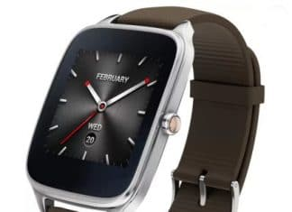 Asus Zenwatch 2 - smartwatch under 10000 in India