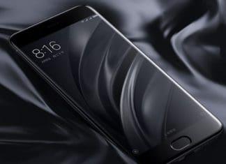 Xiaomi Mi 6 - best upcoming phones 2017