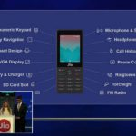 Reliance JIO 1500 Rs phone with 4G and NFC support launched