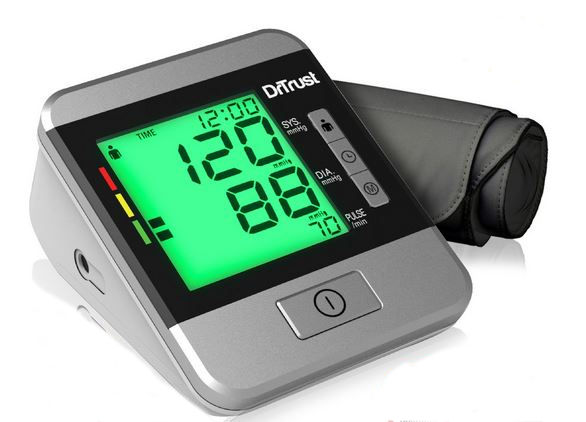 Dr Trust Goldine - best blood pressure monitor in India