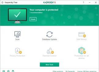 Kaspersky Free Edition