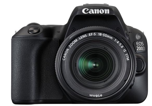 Canon EOS 200D - best DSLR under 50000
