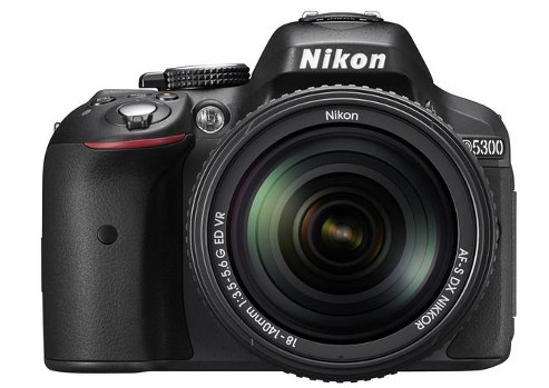 Nikon D5300 - best camera under 50000