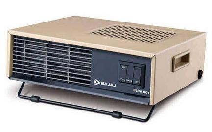 Bajaj Blow Hot - best room heaters in India