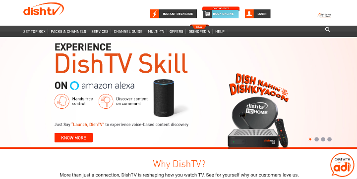 DishTV review